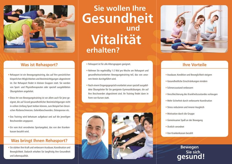 five-fitness - Rehasport Flyer